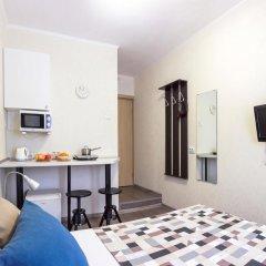 Мини отель Ваша студия Стандартный номер разные типы кроватей фото 3