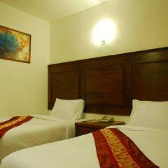 Отель Patong Budget Rooms Улучшенный номер с различными типами кроватей