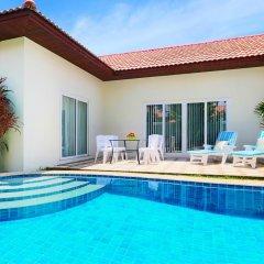 Отель Magic Villa Pattaya 4* Улучшенная вилла с различными типами кроватей фото 13