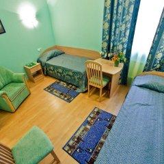 Гостиница Акватика Стандартный номер с 2 отдельными кроватями фото 6