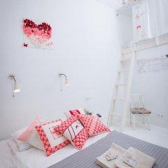 Тайга Хостел Стандартный семейный номер с двуспальной кроватью (общая ванная комната) фото 10