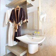 Trang Hotel Bangkok 3* Улучшенный номер с различными типами кроватей фото 5