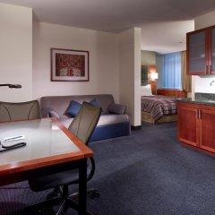 Отель Club Quarters, Central Loop 4* Люкс с различными типами кроватей фото 3