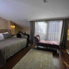 Levni Hotel & Spa 5* Представительский номер с различными типами кроватей фото 3