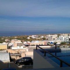 Отель Anemomilos Suites Греция, Остров Санторини - отзывы, цены и фото номеров - забронировать отель Anemomilos Suites онлайн пляж фото 2