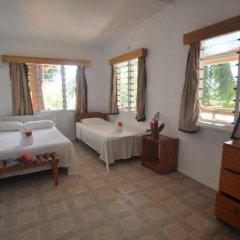 Отель Daku Resort Savusavu 3* Коттедж с различными типами кроватей фото 17