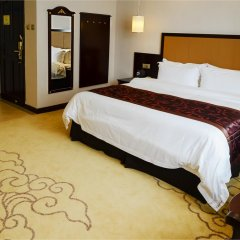 Shenzhen Sunisland Holiday Hotel 4* Номер Делюкс фото 12
