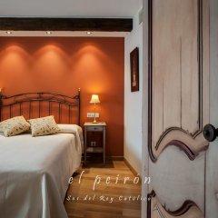 Отель El Peiron Сос-дель-Рей-Католико спа фото 2