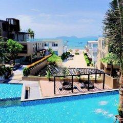 Отель Seaview At Cape Panwa Таиланд, Пхукет - отзывы, цены и фото номеров - забронировать отель Seaview At Cape Panwa онлайн бассейн