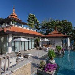 Отель Trisara Villas & Residences Phuket 5* Стандартный номер с различными типами кроватей фото 27