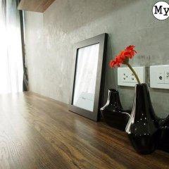 Отель My loft residence 3* Студия с различными типами кроватей фото 28