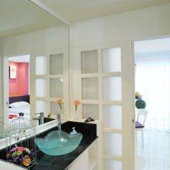 Отель The Beach Boutique House 3* Улучшенный номер с различными типами кроватей фото 3