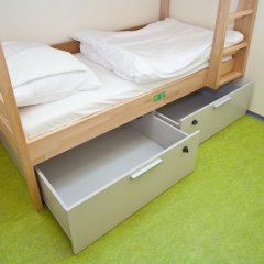 Hostel Ananas Кровать в общем номере фото 11