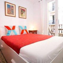 Апартаменты Apartment Poble Sec Барселона комната для гостей фото 4