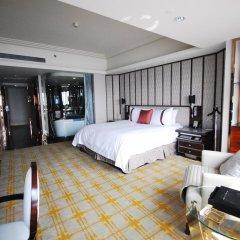 Shan Dong Hotel 4* Улучшенный номер с различными типами кроватей фото 5
