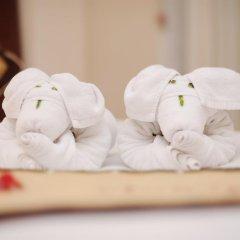 Отель Vinh Hung Riverside Resort & Spa 3* Улучшенный номер с различными типами кроватей фото 6