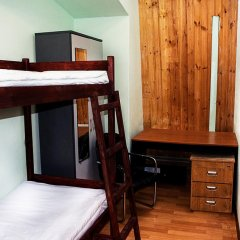 Хостел Лофт Кровать в мужском общем номере с двухъярусной кроватью фото 6