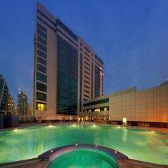 Marina View Deluxe Hotel Apartment бассейн фото 2