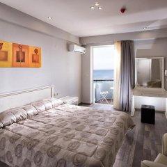 Отель Irini 3* Стандартный номер с различными типами кроватей фото 4