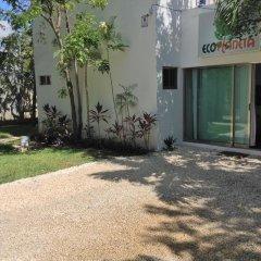Отель Hostal Ecoplaneta Мексика, Канкун - отзывы, цены и фото номеров - забронировать отель Hostal Ecoplaneta онлайн парковка