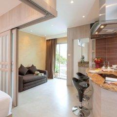Отель Patong Bay Residence 4* Улучшенный номер с разными типами кроватей фото 6