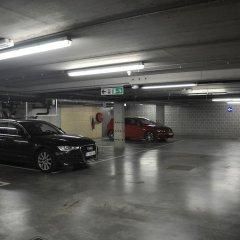 Отель Novotel Brussels Centre Midi Station парковка