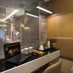 Отель GK Regency Suites 4* Номер Бизнес с различными типами кроватей фото 4