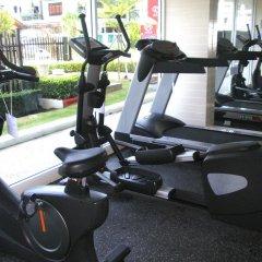 Отель Risa Plus фитнесс-зал