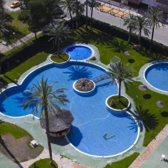 Отель Florazar 2 бассейн