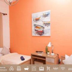 Апартаменты Sliema Boutique Apartment Слима в номере