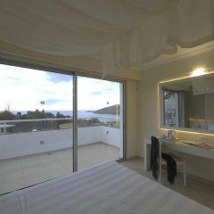 Отель Lindos Village Resort & Spa 5* Номер Делюкс с различными типами кроватей фото 3