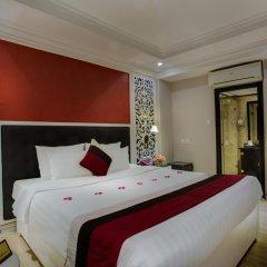 Oriental Central Hotel 3* Улучшенный номер с различными типами кроватей фото 4