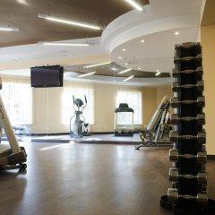 Гостиница Taurus Hotel & SPA Украина, Львов - 3 отзыва об отеле, цены и фото номеров - забронировать гостиницу Taurus Hotel & SPA онлайн фитнесс-зал фото 2