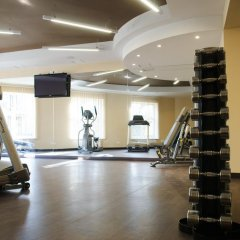 Taurus Hotel & SPA фитнесс-зал фото 2