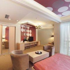 Гостиница Берега 3* Люкс с различными типами кроватей фото 20