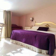 Hotel Scilla 3* Стандартный номер двуспальная кровать фото 3