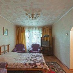 Апартаменты на Краснозвездной 9 Апартаменты с двуспальной кроватью фото 16