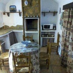 Отель Complejo de Cuevas Almugara Апартаменты разные типы кроватей фото 19