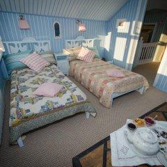Русско-французский отель Частный Визит Люкс с различными типами кроватей фото 16