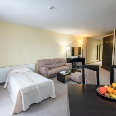Отель Extreme Болгария, Левочево - отзывы, цены и фото номеров - забронировать отель Extreme онлайн комната для гостей фото 3