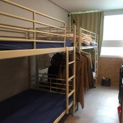 Отель Backpackers Inside Стандартный номер с различными типами кроватей (общая ванная комната) фото 5
