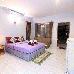 Отель Saladan Beach Resort 3* Бунгало с различными типами кроватей фото 42