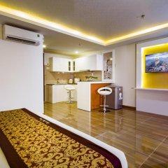 Paris Nha Trang Hotel 3* Апартаменты с различными типами кроватей