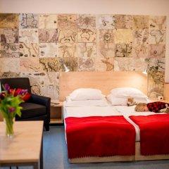 Hostel Florenc Стандартный номер с двуспальной кроватью фото 4