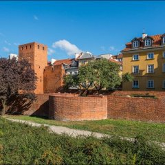 Апартаменты P&O Old Town Варшава фото 14