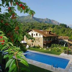 Hotel Rural Posada San Pelayo бассейн