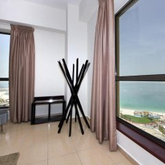 Отель Vacation Bay Rimal 3 Residence-JBR балкон