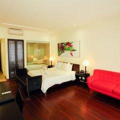 Отель Thanh Binh Riverside Hoi An 4* Номер Делюкс с различными типами кроватей фото 5