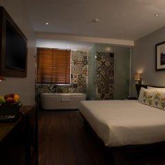 Silverland Sakyo Hotel & Spa 4* Номер Делюкс фото 10