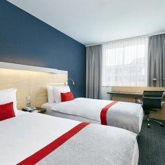 Отель Holiday Inn Express Berlin City Centre 3* Стандартный номер с двуспальной кроватью фото 6